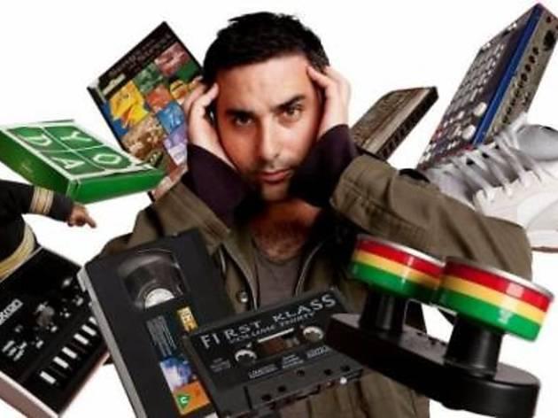 DJ Yoda + Gato + Maadraassoo
