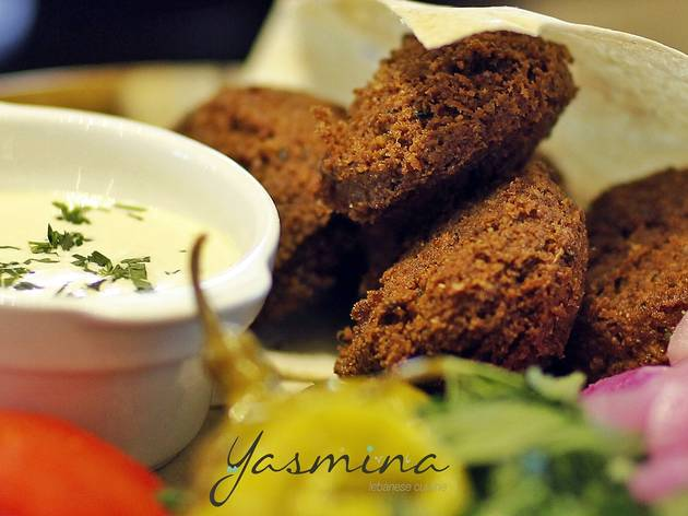 Yasmina Lebanese Cuisine Restaurants In Airport City Accra
