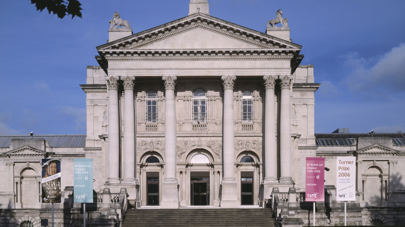 Tate britain 39 s new look art time out london for Tate gallery di londra
