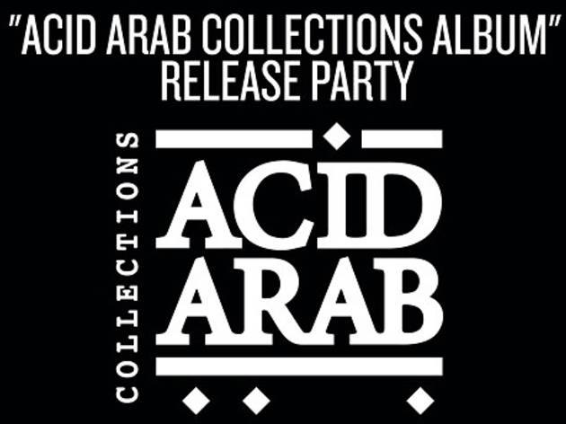 Acid Arab Release Party
