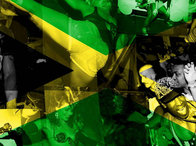 Welcome to Jamaica, London