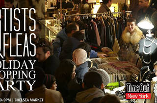Artists & Fleas holiday shopping party
