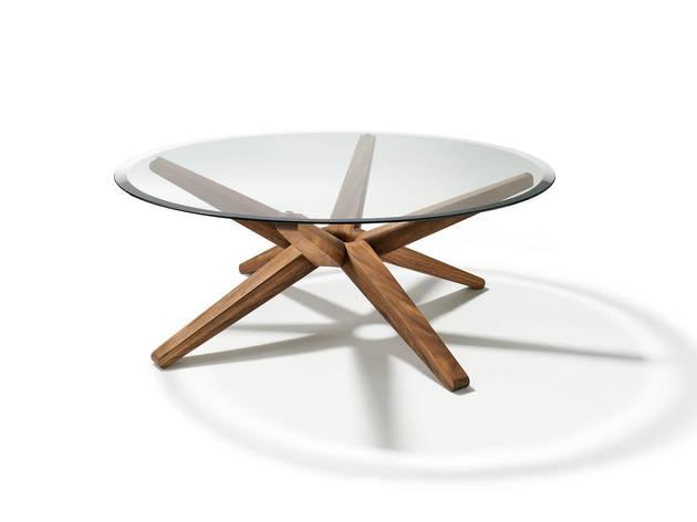 Stern7 circular coffee table, $2,561, at Stillfried Wien