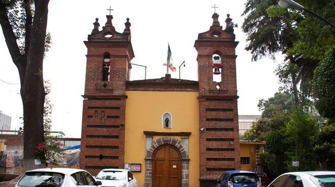 Iglesia de San Sebastián Mártir