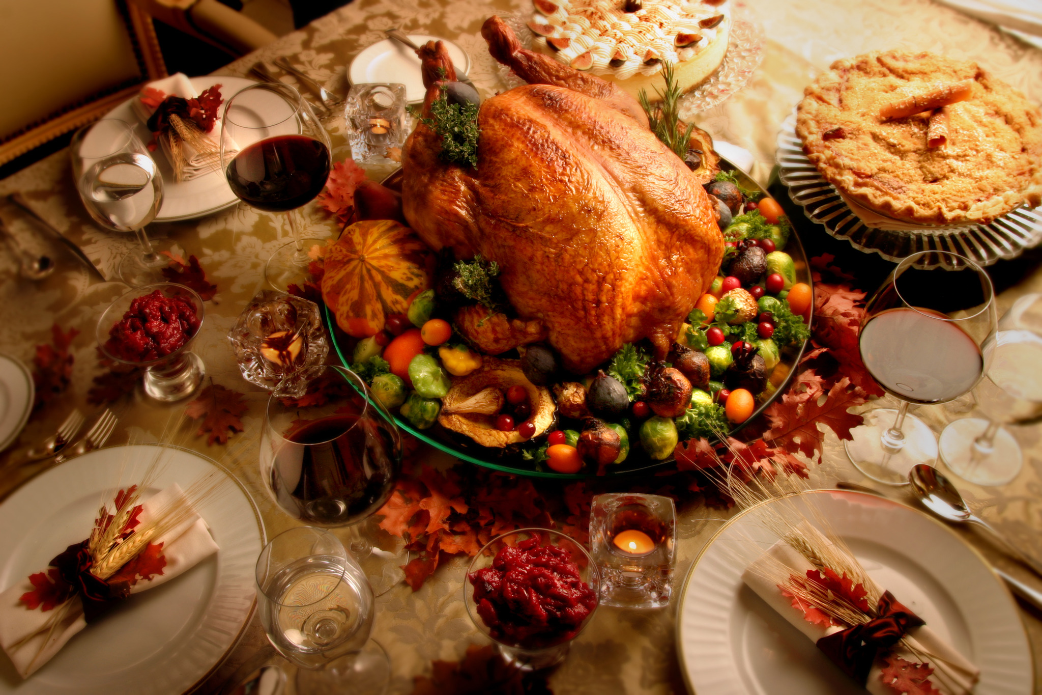 The best restaurants serving Thanksgiving dinner