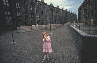 (Glasgow, Ecosse, 1980 © Raymond Depardon / Magnum Photos)