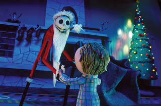 Gothic Film Showing: The Nightmare Before Christmas