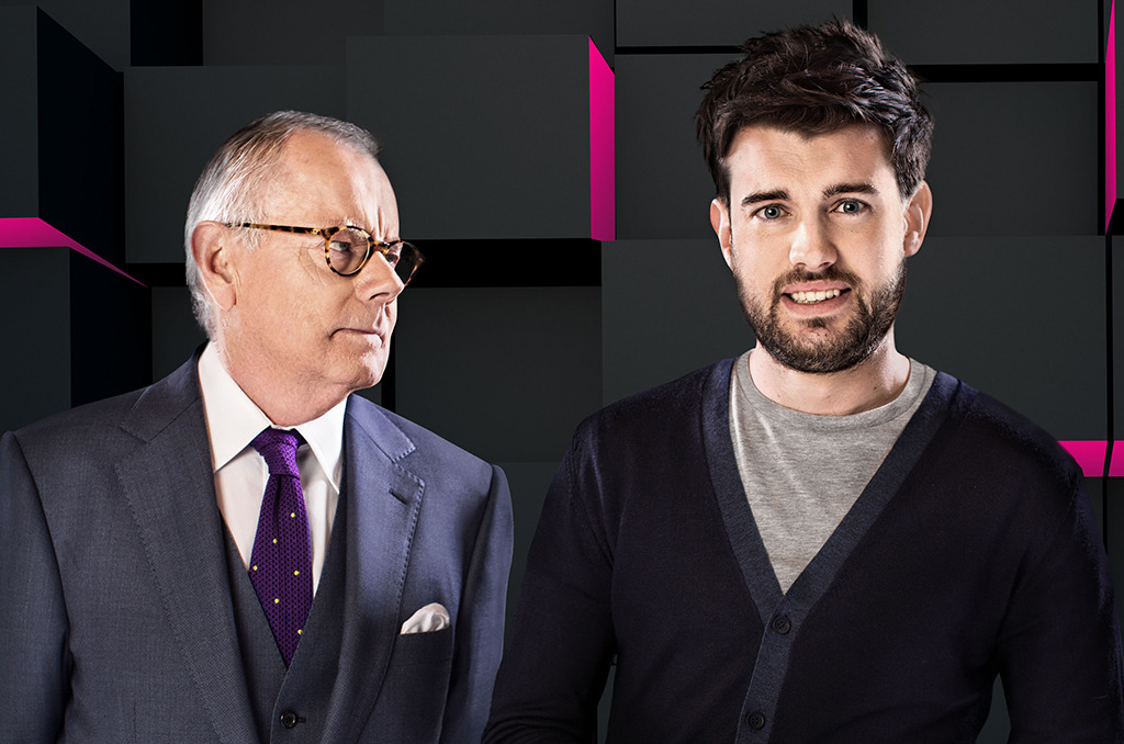 Backchat with Jack Whitehall and his Dad, Michael