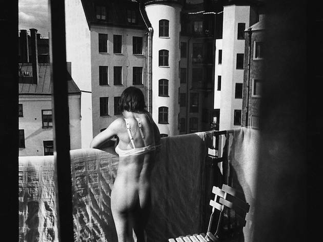(Stockholm, 2000 © Anders Petersen, Courtesy Galerie VU' / BnF, Estampes et photographie)