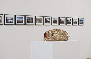 Adam Chodzko (Exhibition view)
