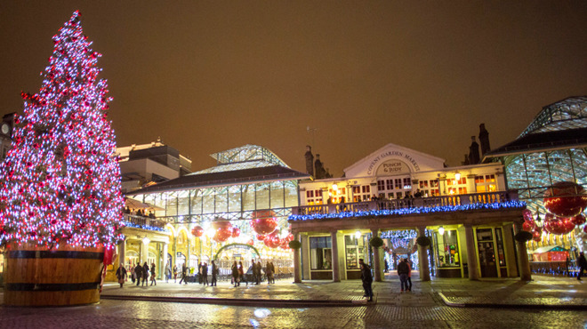 Things to do on Christmas Eve in London