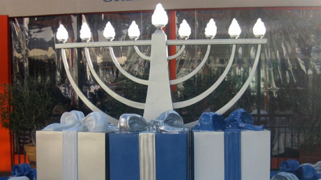 Hanukkah in Los Angeles