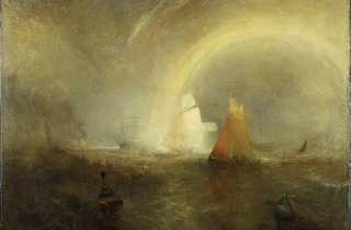 JMW Turner ('The Wreck Buoy' (1807, reworked 1849), © Board of Trustees of the National Museums and Galleries on Merseyside)