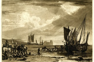 JMW Turner (From 'Liber Studiorum', © British Museum)