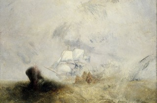 JMW Turner ('Whalers (The Whale Ship)' (1845), © Metropolitan Museum of Art, New York)