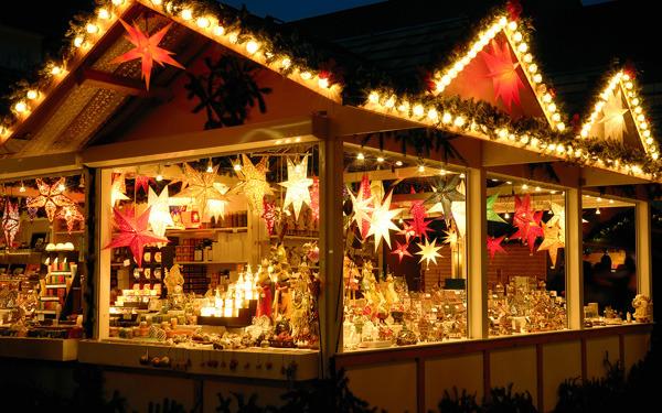 Christmas on the South Bank