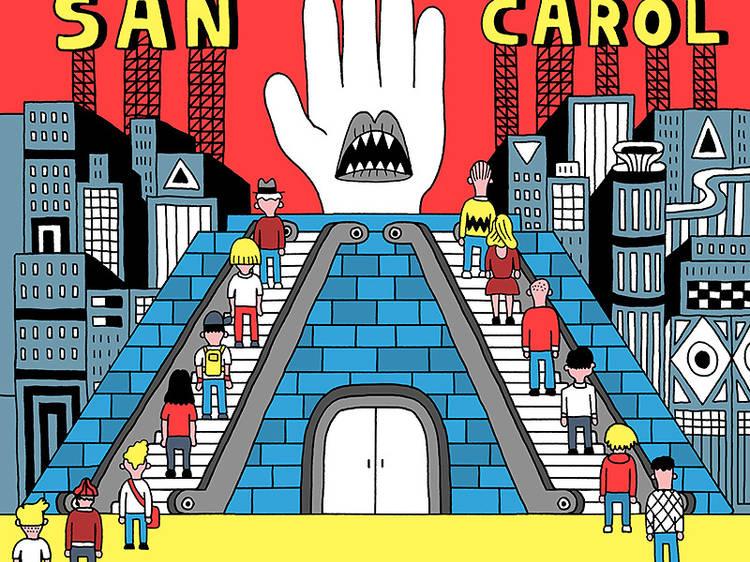San Carol • 'La Main Invisible'