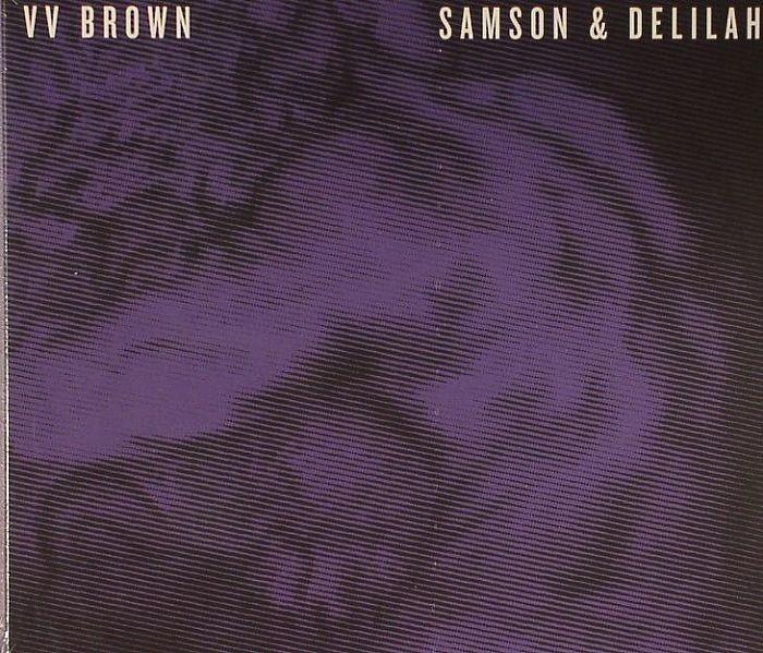 V V Brown • 'Samson and Delilah'