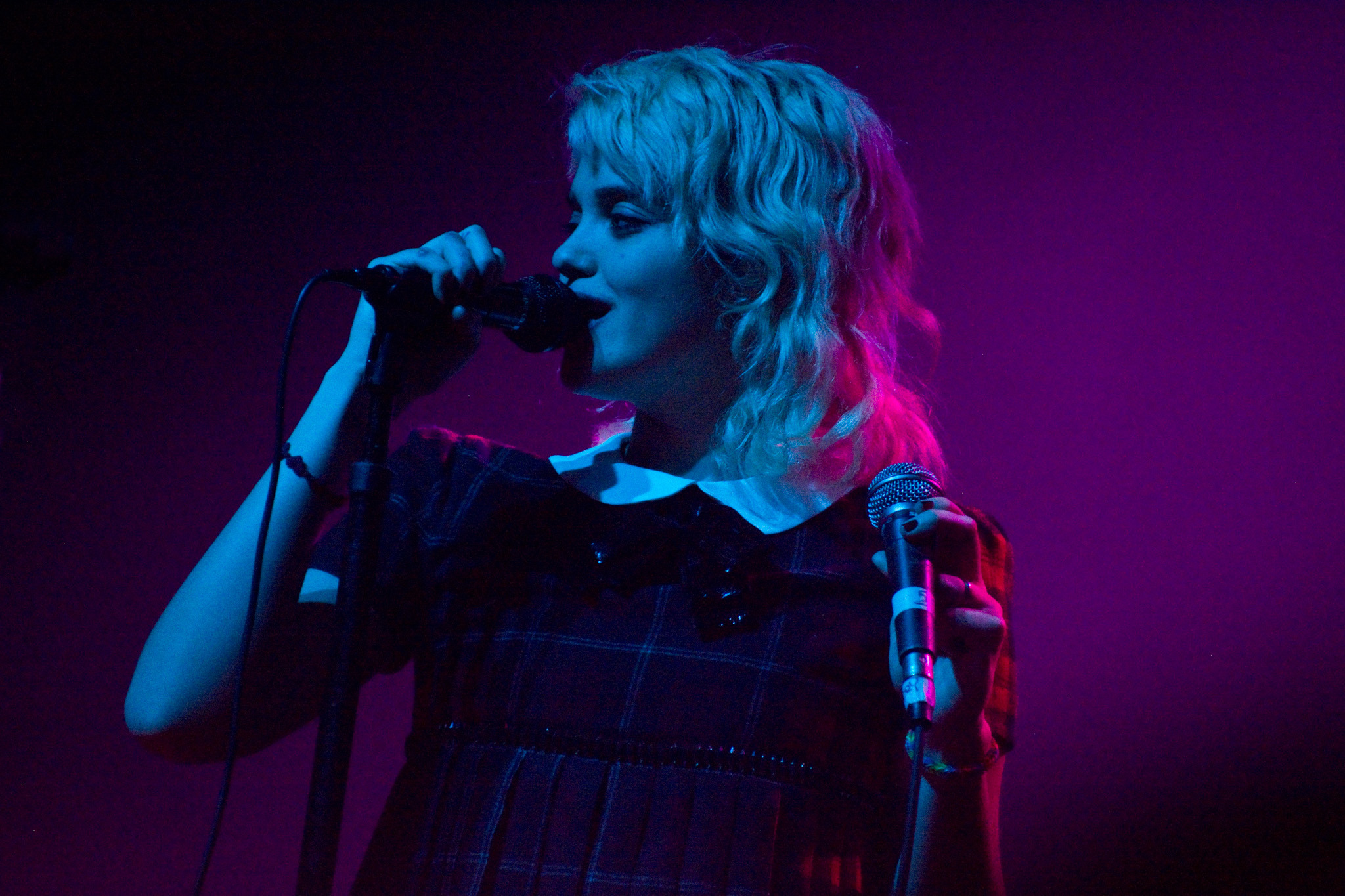 Sky Ferreira at Webster Hall