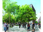 Rendering of Hudson Square