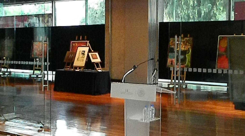 Galería de arte de la Secretaría de Economía