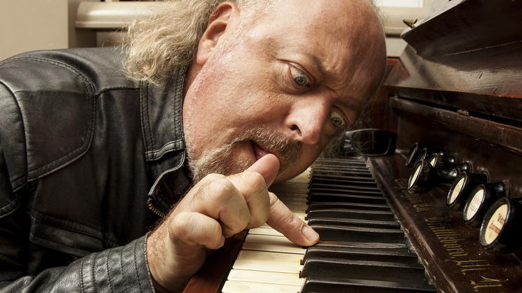 Bill Bailey time out 2013