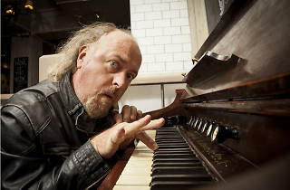 KEW THE MUSIC: Bill Bailey