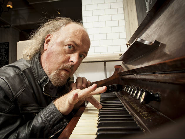 Bill Bailey Unplugged