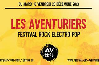 Festival Les aventuriers fontenay-sous-bois