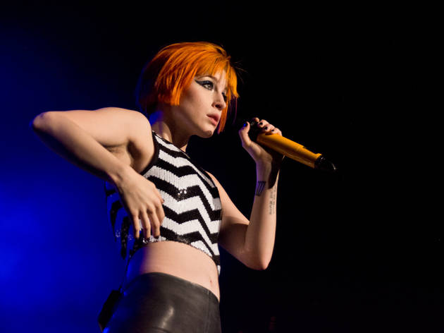 Paramore concert photos: Live at Madison Square Garden
