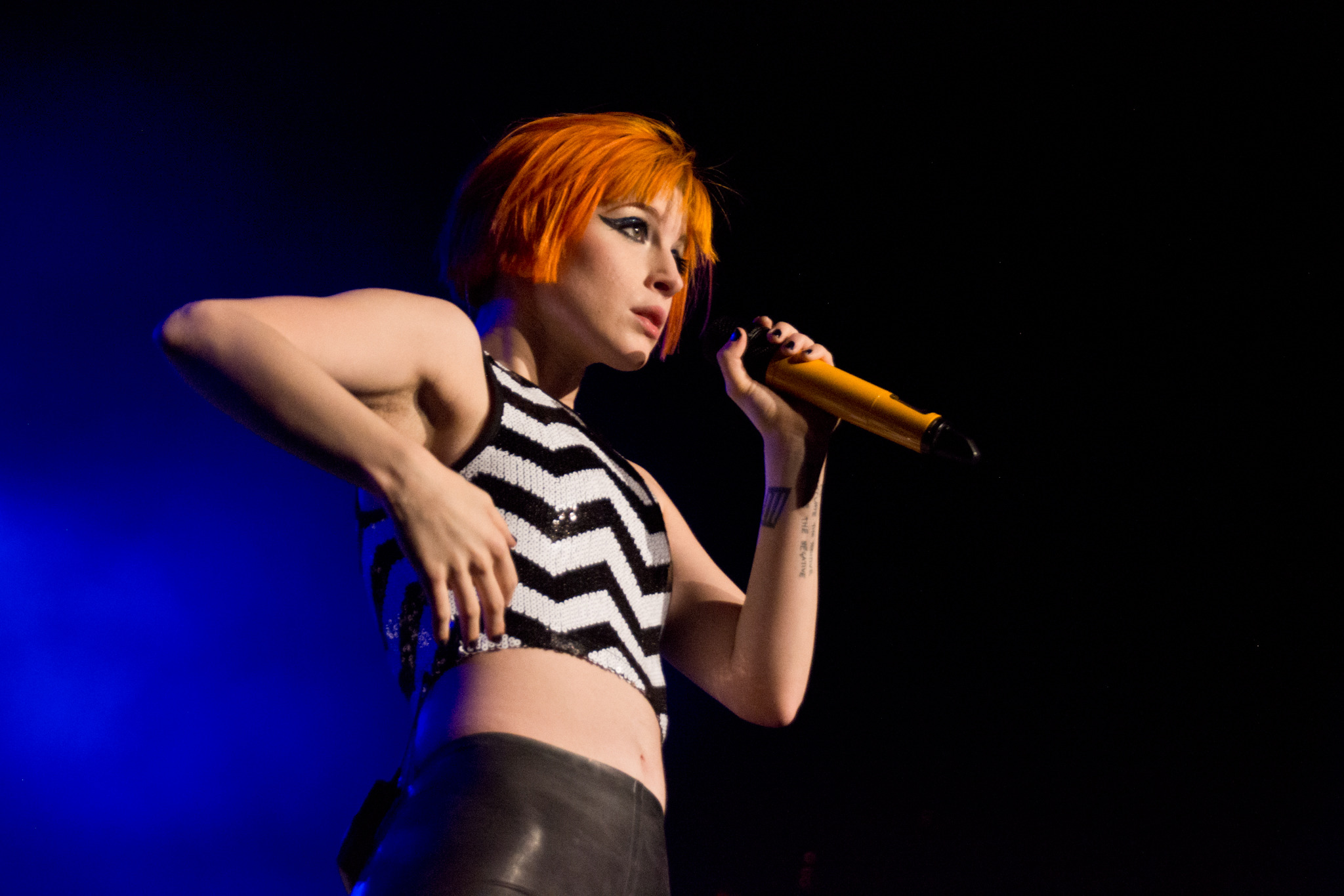 Paramore at Madison Square Garden