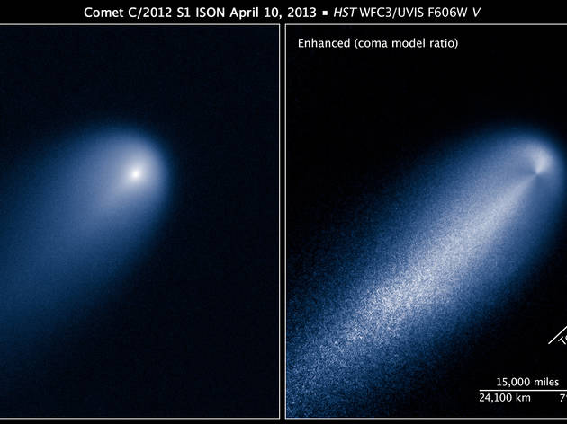 Astronomy Live: Rendezvous with ISON