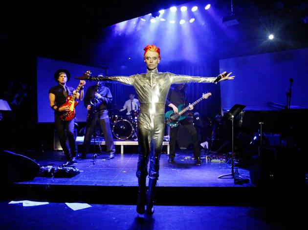 Aladdin Sane Live Tribute