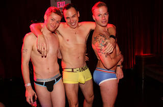 Dworld Underwear Party: Carnival of Sin
