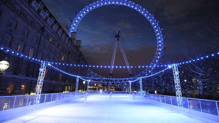 The London Eye - Eyeskate