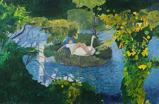 Makiko Kudo ('Floating Island', 2012)