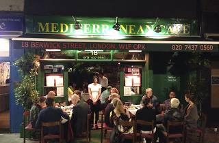 Mediterranean Café
