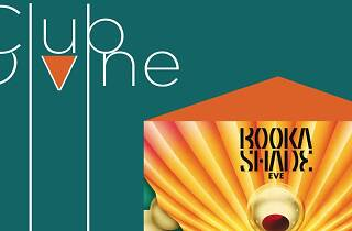 Club Divine : Booka Shade + Djedjotronic
