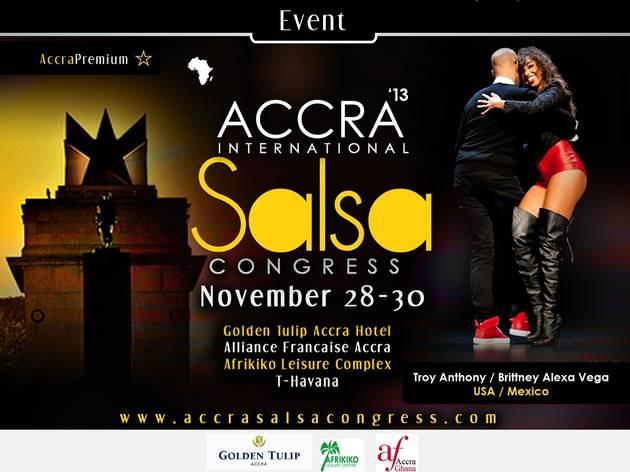 Accra Salsa Congress