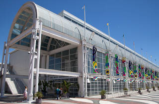 Long Beach Convention Center.