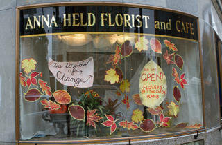 Anna Held Florist & Fountain Café
