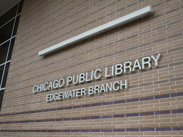 Chicago Public Library, Edgewater Branch