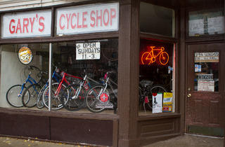 Gary's Cycle Shop
