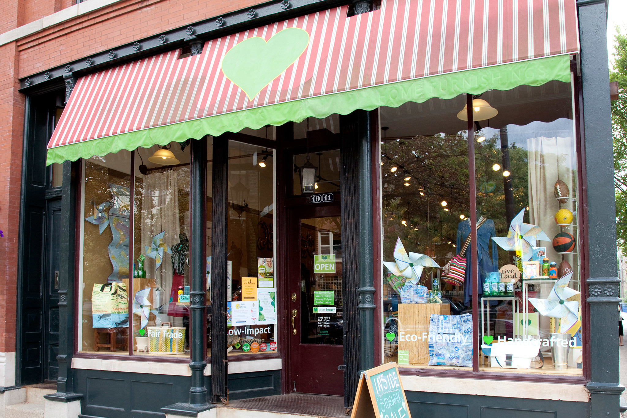 Division Street Stores- Greenheart- 289, Sept 9