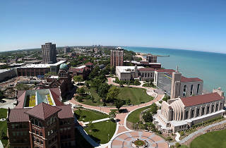 Loyola University Chicago's Lake Shore Campus