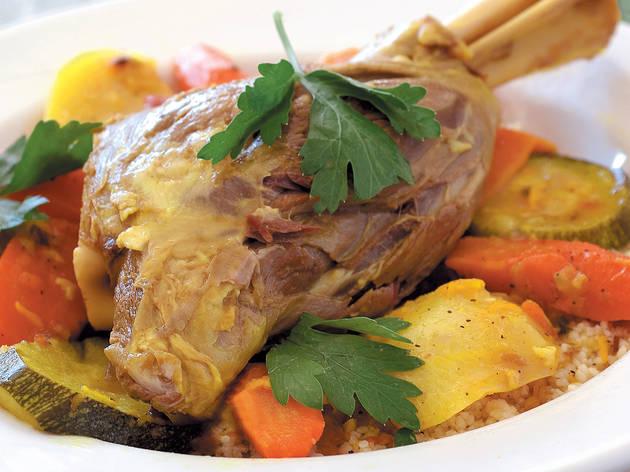 Marrakech Cuisine (CLOSED)