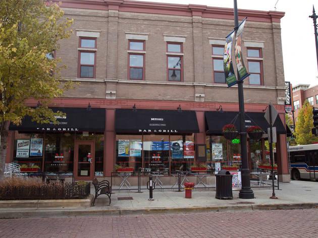 Morgan's Bar & Grill on Maxwell St (CLOSED)