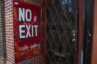 No Exit Cafe