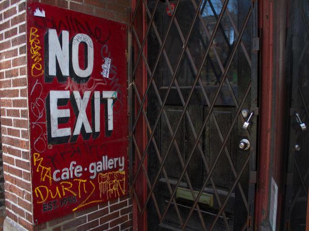 No Exit Tap