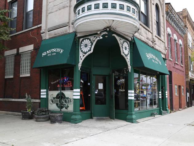 Simpson's Tavern (CLOSED)